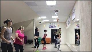 ZUMBA Открытый урок в Фитнес-Центре Атлет-Спорт