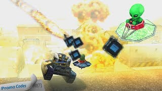 Tanki Online Gold Box Let's Play #24 (World UFO Day)