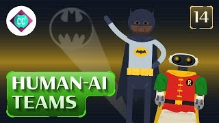 Humans and AI working together: Crash Course AI #14