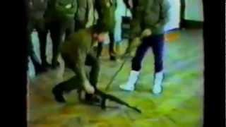 А Кадочников -Занятие с курсантами в Училище 90гРАРИТЕТ