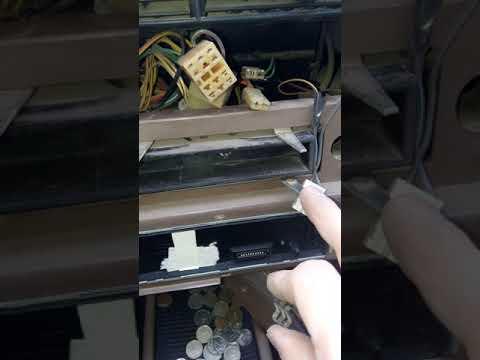 Регулировка заслонки печки ваз 2109 низкая панель