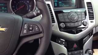 2013 Chevy Cruze LS walk around