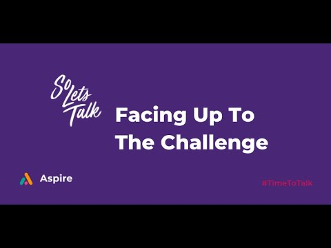 Facing up to the challenge - So Let's Talk and Aspire by CPL Learning