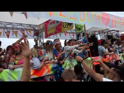 Street Parade 2017: Love Mobile 20: Paradise Music Production