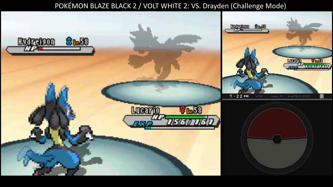 Pok 233 Mon Blaze Black 2 Volt White 2 A Second Preview