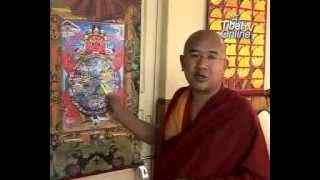The Buddhist Wheel of Life