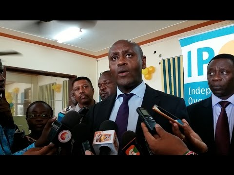 ipoa-chairman-macharia-njeru-urges-police-to-conduct-their-duties-professionally-during-elections