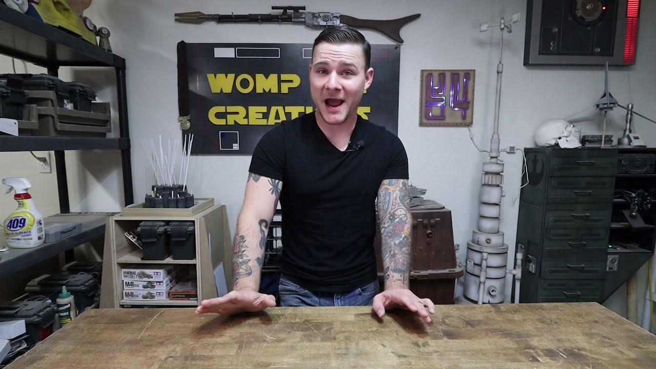 C3u9dofnvaz6em There were three species of womp rats: https www youtube com watch v piaoihdtdfg
