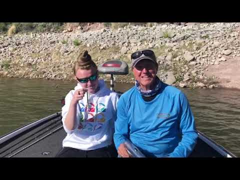 Bartlett Lake Fishing Report - March 4, 2020