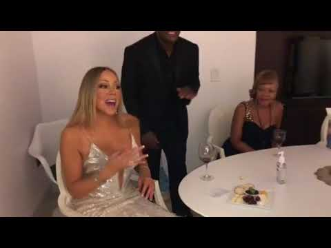 Mariah Carey Sings The Roof Acapella (Live 2018)