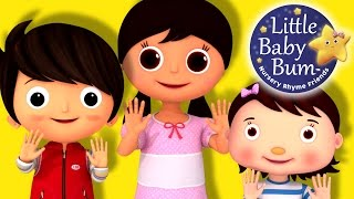 Learn with Little Baby Bum | Ten Little Fingers | Nursery Rhymes for Babies | Songs for Kids