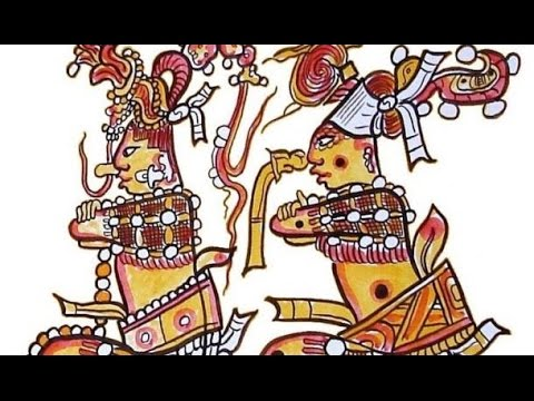 The Popol Vuh - Mayan Creation Stories (animated) - Secret T