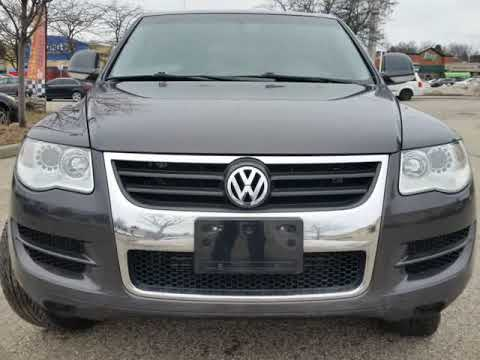 2010 Volkswagen Touareg HIGHLINE (Waterloo, Ontario)