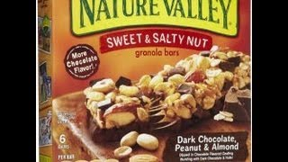Are Nature Valley Granola Bars Healthy? | Nature Valley Granola Bars