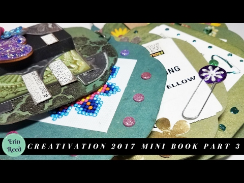 Creativation 2017 Mini Book Series: Part 3/4 - Pages