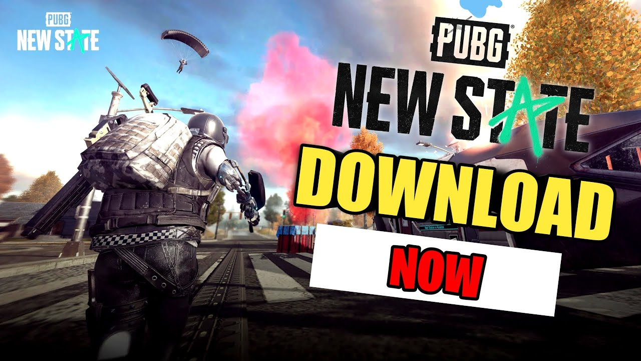 😤 I got early access of PUBG: New State - Live Gameplay of PUBG New State - FAROFF