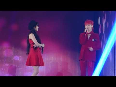 171008 G-Dragon& IU-Palette @ WORLD TOUR M.O.T.T.E In Taiwan