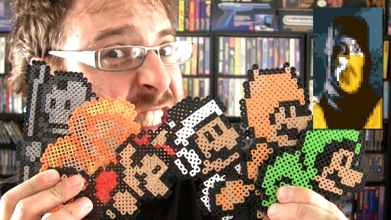 Super Mario Bros 3 Power Ups Pixel Art Guizdp Youtube