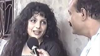هيفاء وهبي وهي صغيرة جدا 💗/ اول ظهور إعلامي