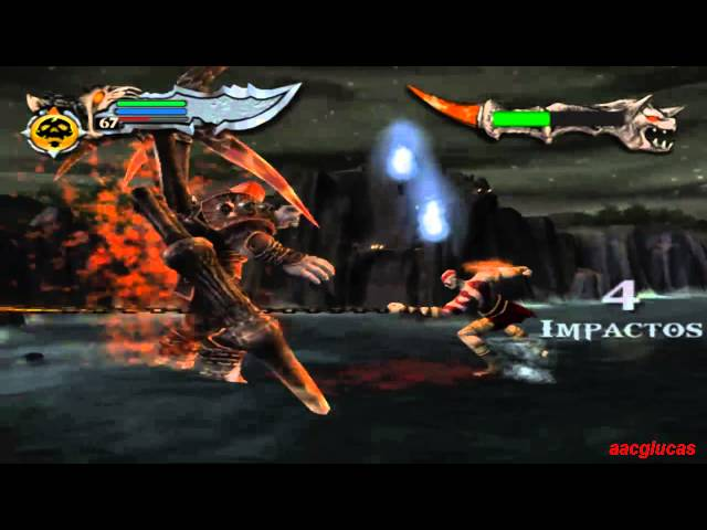 God of war 1 Dios NO UPGRADE Batalla epica - Ares vs Kratos (17/18) Videos De Viajes
