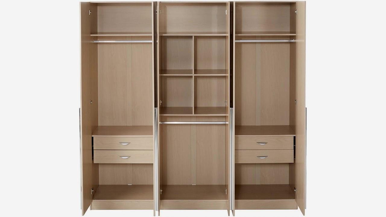 Manhattan Comfort Eldridge Collection 6 Door Freestanding ...