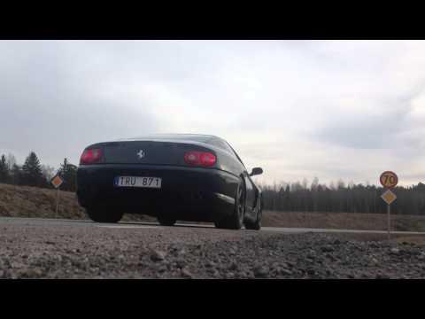 Ferrari V12 music