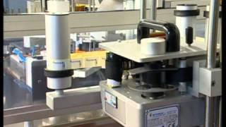 Этикетировка ампул, решения для фармацевтики