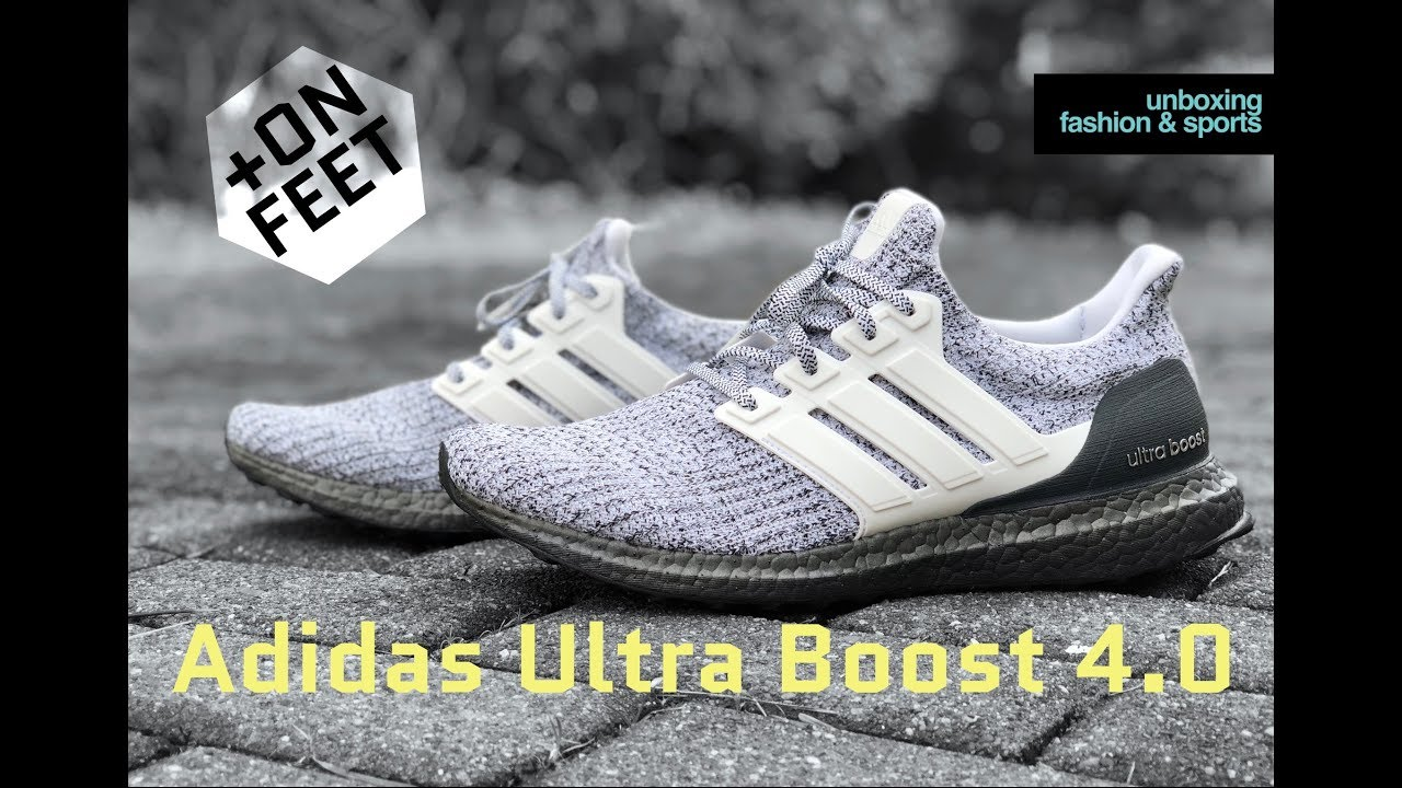 882ba36a251 Adidas Ultra Boost 4.0  Cookies   Cream