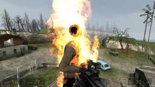 Half Life 2 Strange/creepy death scream