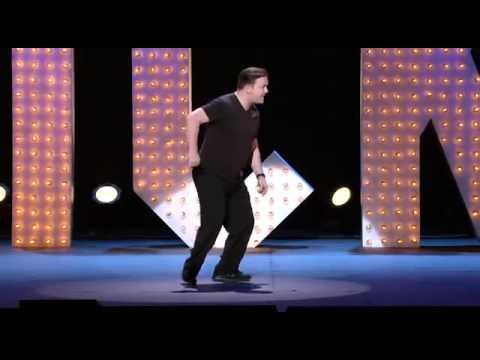 Ricky Gervais on Swimming Elephants / Úszó elefántok (magyar felirat) Hungarian Subs /English subs