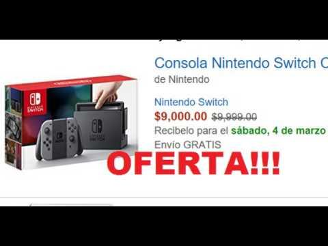 switch precio amazon