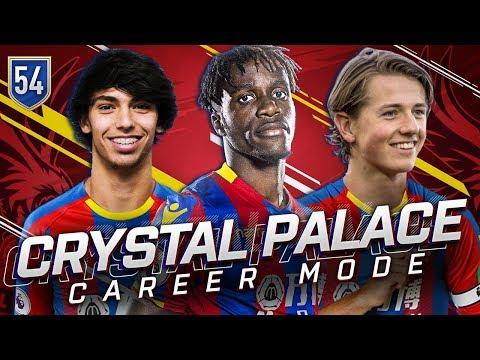FIFA 19 CRYSTAL PALACE CAREER MODE 54 - THE NEW FREE KICK MAESTRO