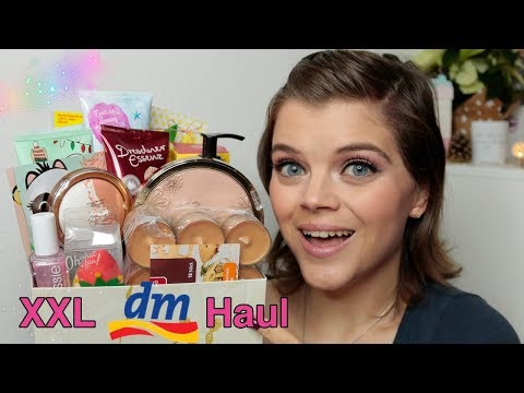 XXL dm Haul Dezember 2017   Neuheiten   Limited Editions