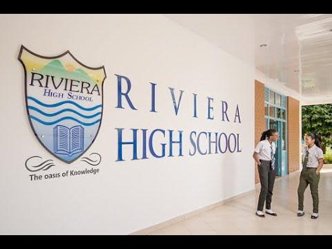 Abanyeshuri ba Riviera High School batsindiye ku manota yo hejuru mu kizamini cya Leta.