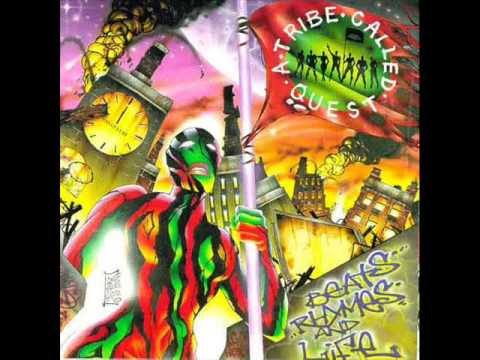 A Tribe Called Quest - Stressed Out (Instrumental)