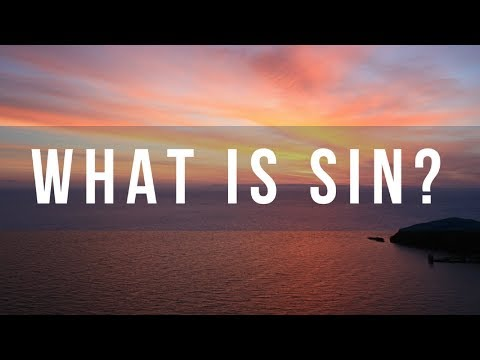 Defining Sin | Dr. Ralph Yankee Arnold | BBN
