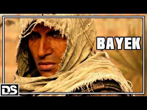 Assassin's Creed Origins Gameplay German - Bayek & warum er so wichtig ist