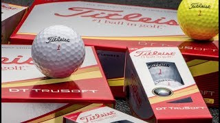 Titleist Dt Trusoft tested - Loads of balls Episode 8
