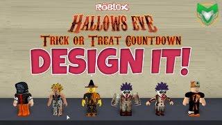 Design It! (ROBLOX Hallows Eve)