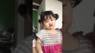 Bé chúc ba mẹ yêu ngủ ngon - Khả Minh