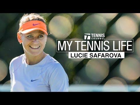"My Tennis Life: Lucie Safarova Episode 2 ""Australian Open"""