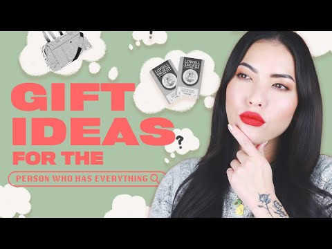 Gift Ideas For The Person Who Has Everything!   Hers, His, & Stocking Stuffers    Soothingsista