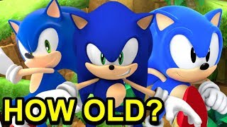 How Old is Sonic the Hedgehog REALLY? - Sonic Theory - NewSuperChris