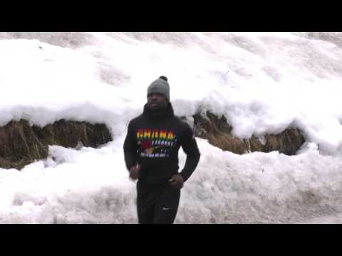 The Best motivational training -Embrace the struggle- Akwasi Frimpong