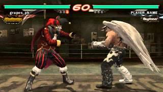 Tekken 6 PPSSPP Online