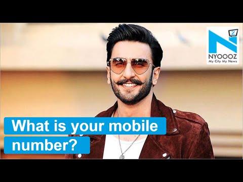 Ranveer Singh tweets 'What is your Mobile Number?' Nagpur Police's Response is trending Mp3