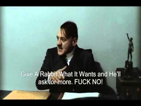 Hitler and the Skywest Pilot Pay Proposal Rejection 2010