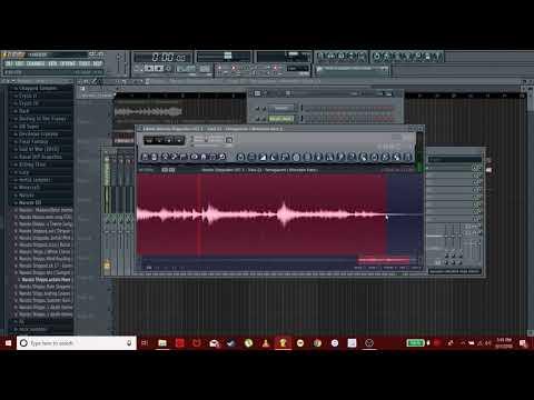[FL Studio] - Making Wave/ Emotional Beats (Ginseng, LongLost, LXRY, Etc)
