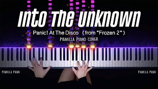 Panic! At The Disco - Into The Unknown (From Frozen 2) | PIANO COVER By Pianella Piano