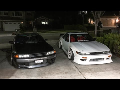 Nismo Parts for BOTH the GTR and S13!